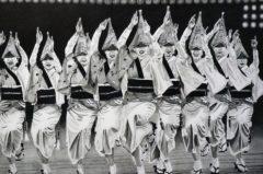 阿波の女踊り